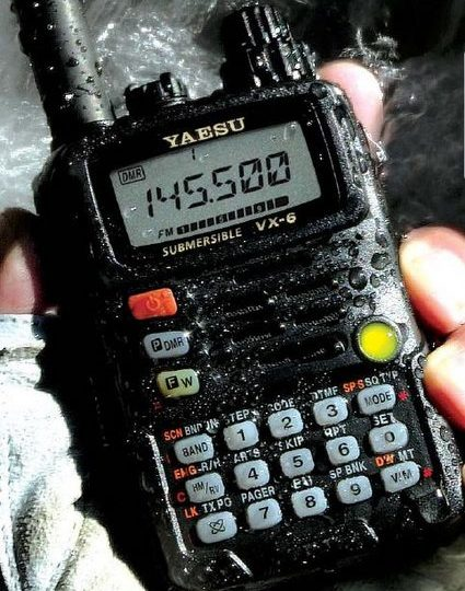 VHF Radios for Mountain Use