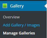 How To Post Images to the Photo Gallery