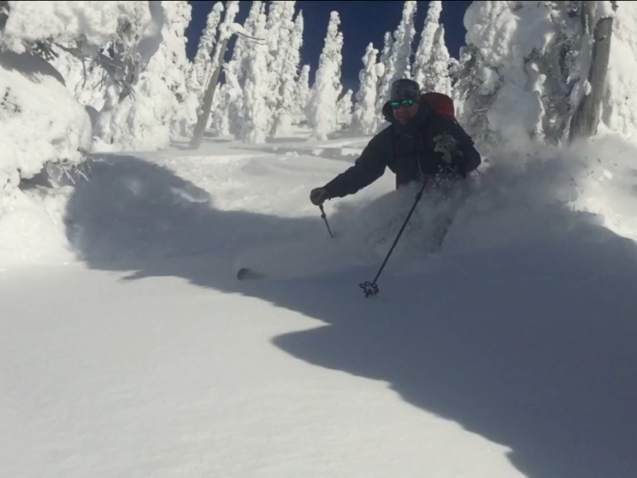 Kootenay Pass – Superb Early Season Powder – Dec 16