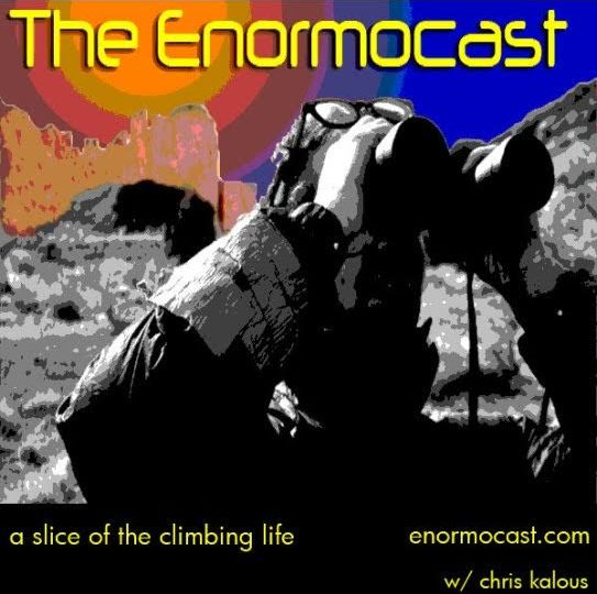 Podcasts for climbers!