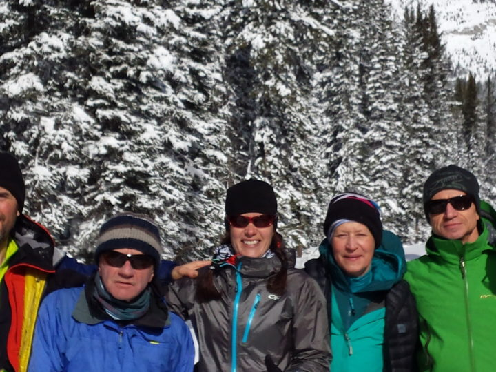 Rogers Pass Ski W.end – March 2-5, 2017