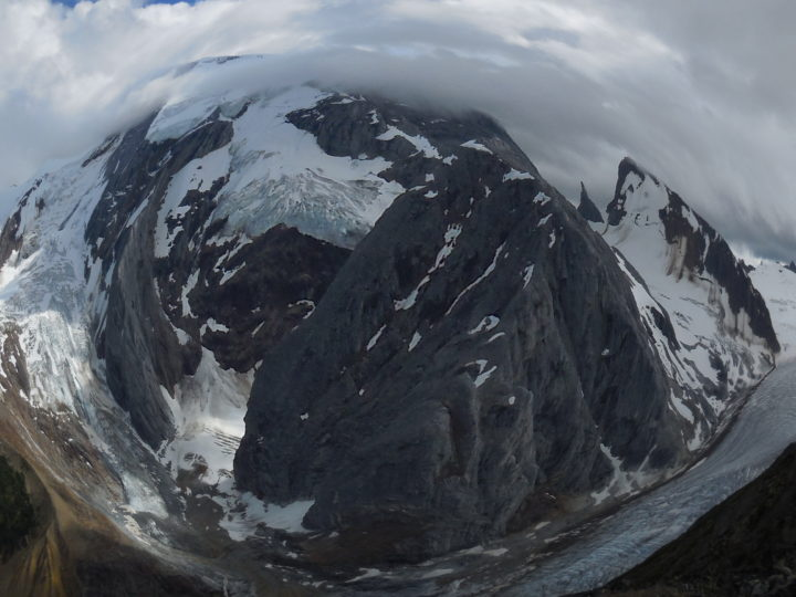 Ever fancied helicoptering into a remote Alpine location?..