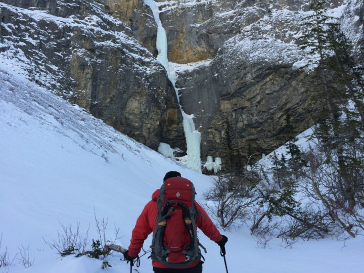 Ice Climbing – Fang and Fist Feb.12, 2018
