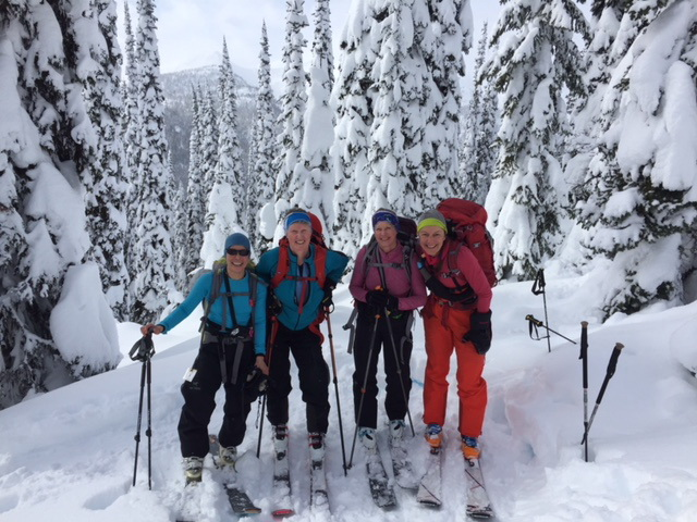 Women Only Ski w.end – Feb. 9-11, 2018