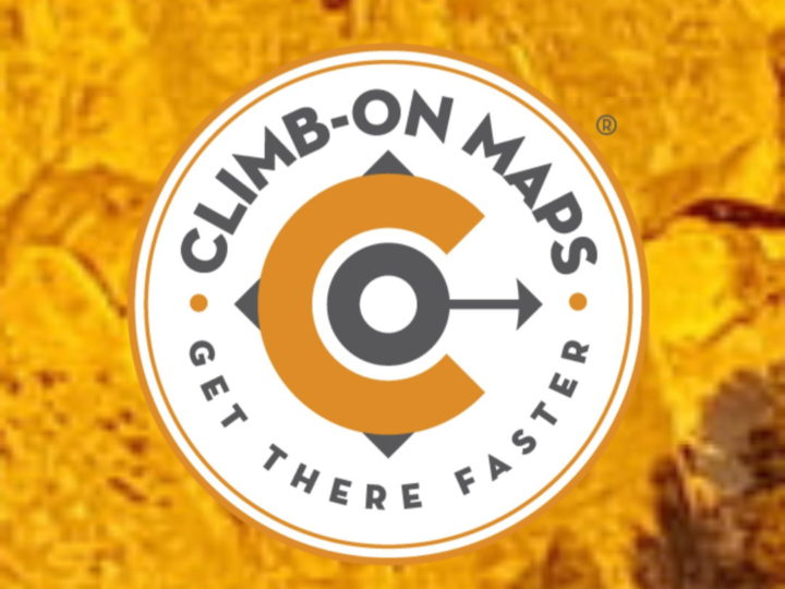 Climb On Maps.. to get to your climb faster!