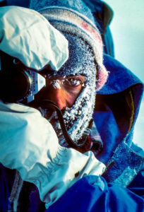 Pat Morrow on Ellesmere Island